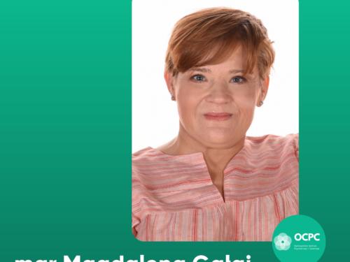 Magdalena Gałaj psycholog OCPC